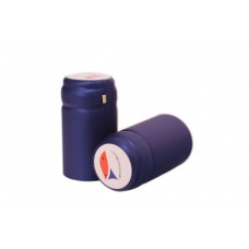 Termokapsle 28,5-30,8x55 mm modrá 3005, CZ top