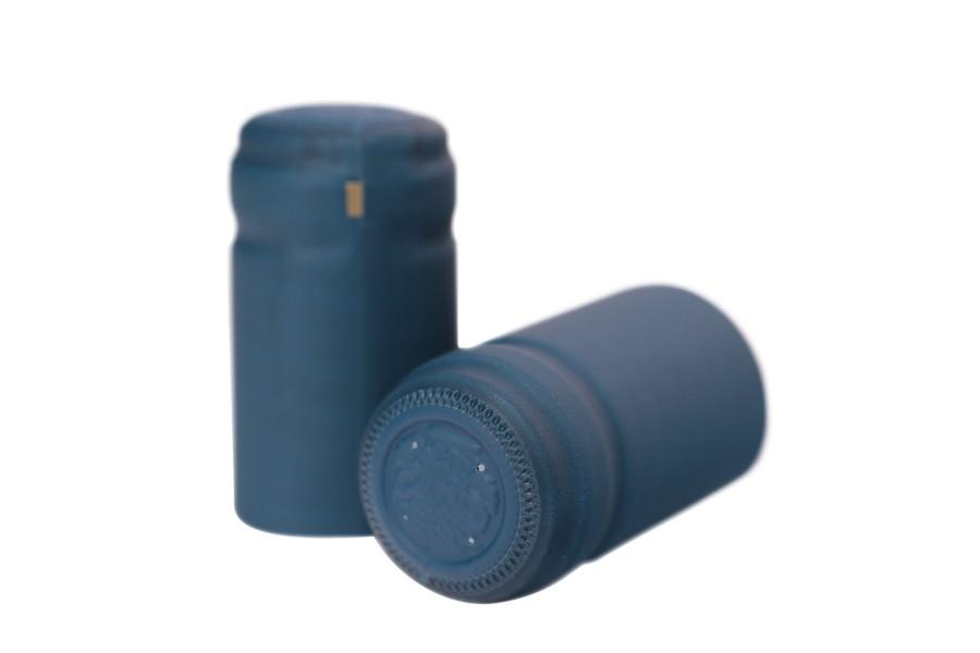 Termokapsle 28,5-30,8x55 mm modrozelená 3012 obrázek