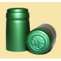 Termokapsle 28,5-30,8x55 mm zelená 2004, zelený top