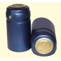 Termokapsle 28,5-30,8x55 mm modrá 3006, zlatý top
