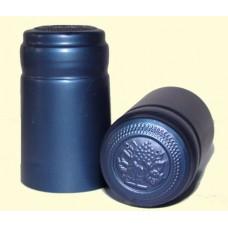 Termokapsle 28,5-30,8x55 mm modrá 3006, modrý top