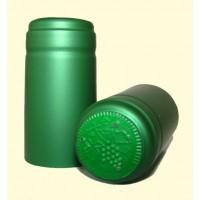 Termokapsle 30,5x60 mm zelená, zelený top