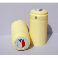 Termokapsle 28,5-30,8x55 mm krémová 1007, CZ top