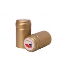 Termokapsle 28,5-30,8x55 mm zlatá 6003, CZ top
