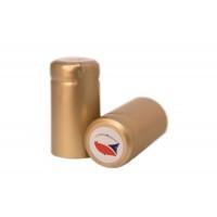 Termokapsle 31x60 mm zlatá 6003, CZ top
