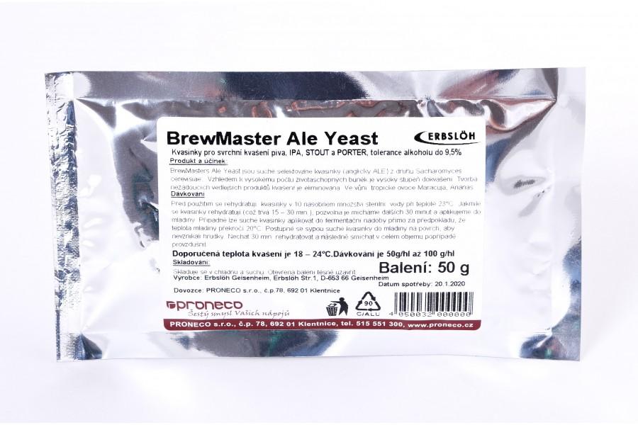 Kvasinky BrewMasters Ale Yeast  obrázek
