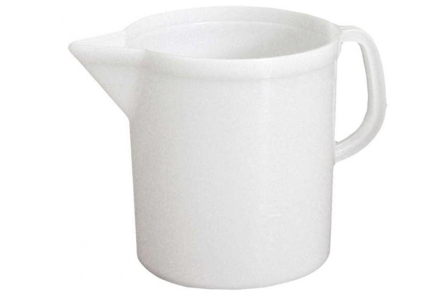 Džbán plastový s odměrkou 1 l obrázek