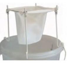 Filtrační sítko na kbelík