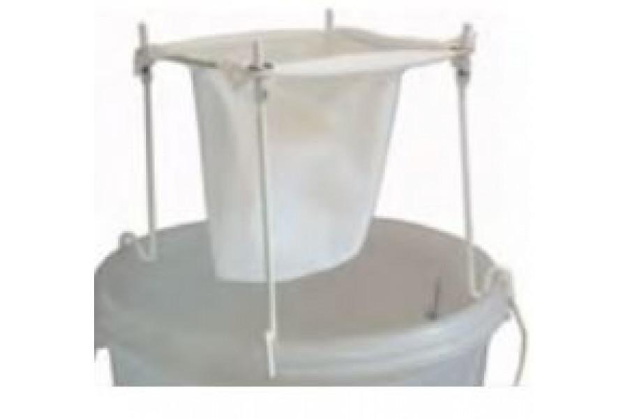 Filtrační sítko na kbelík obrázek