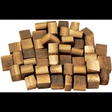 Kostky z francouz. dubu LT Mineral