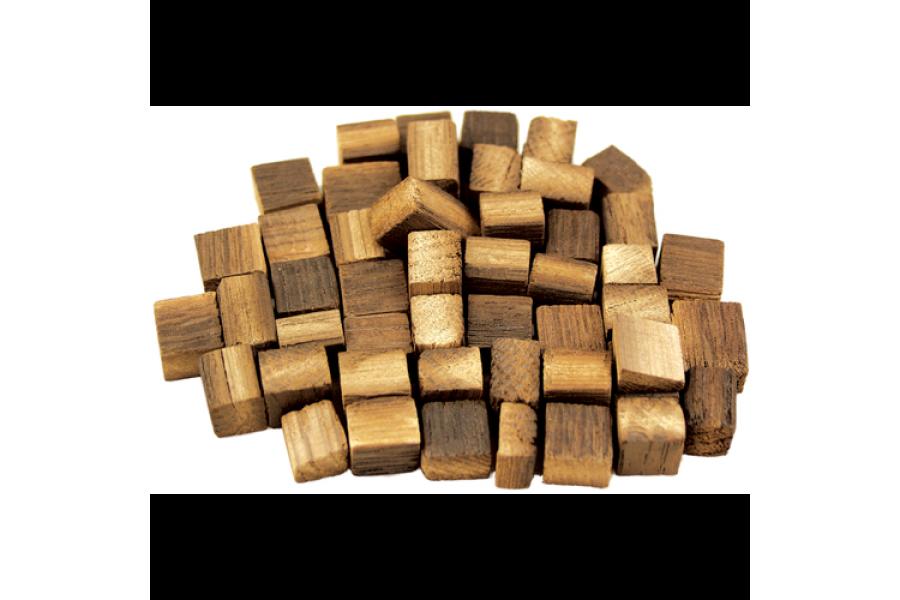 Kostky z francouz. dubu LT Mineral  obrázek