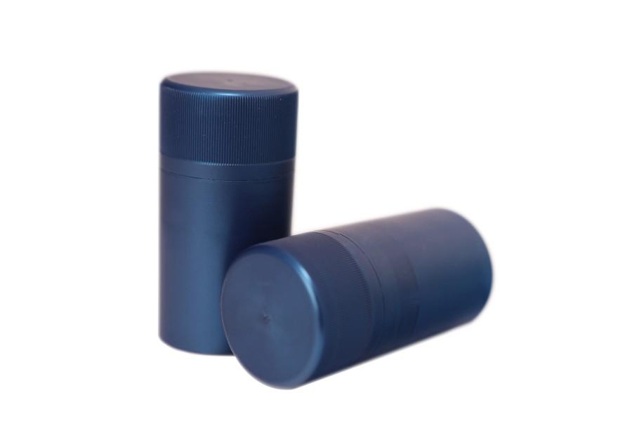 Novatwist šroubový uzávěr plast modrá, matný obrázek