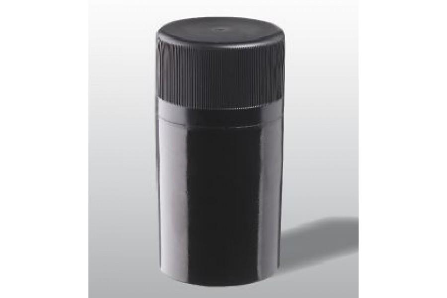 Novatwist šroubový uzávěr plast černý, matný obrázek