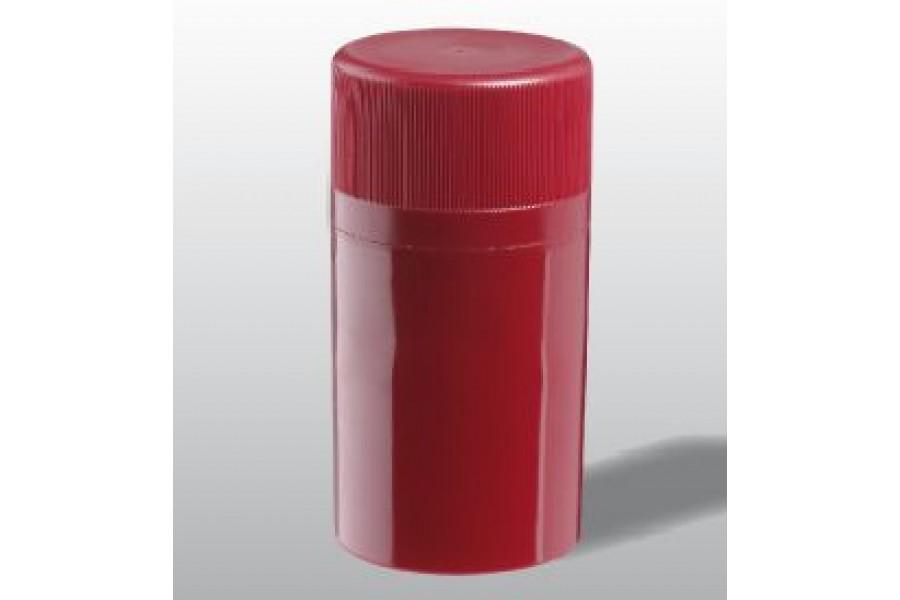 Novatwist šroubový uzávěr plast červený, matný obrázek