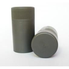 Novatwist šroubový uzávěr plast tmavě šedý, matný