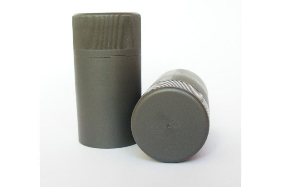 Novatwist šroubový uzávěr plast tmavě šedý, matný obrázek