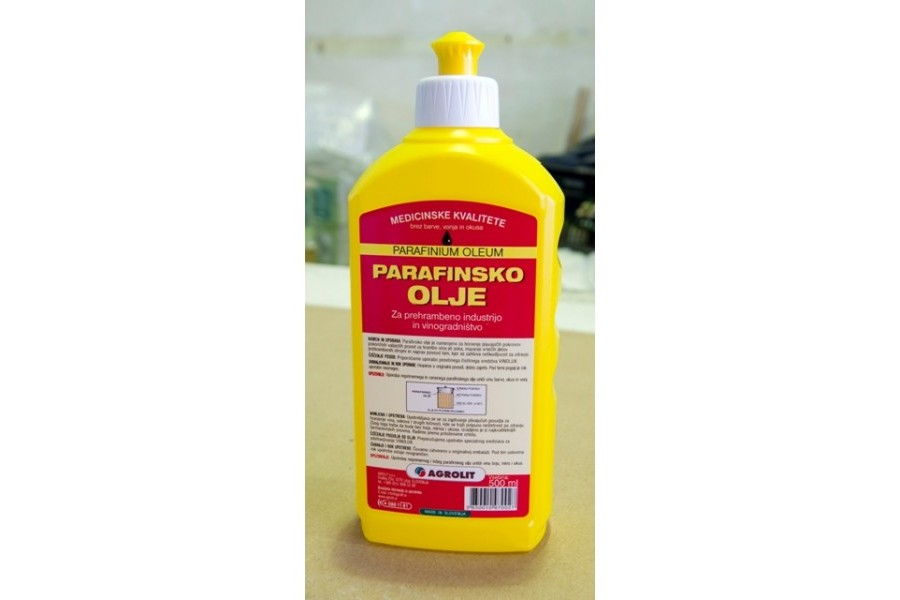 Olej parafínový 1l obrázek