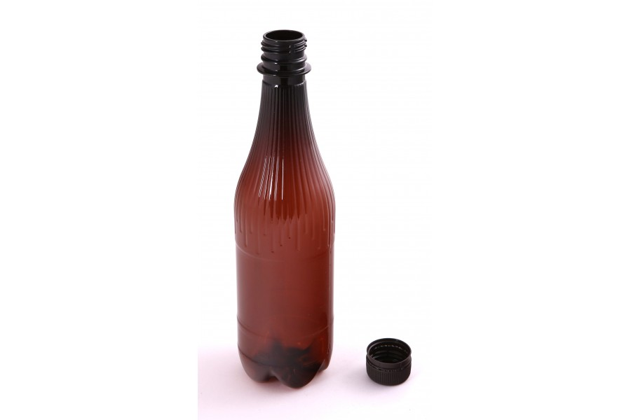 PET láhev na pivo 0,5 l  obrázek