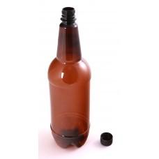 PET láhev na pivo 1,5 l včetně uzávěru