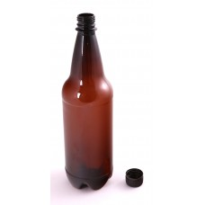 PET láhev na pivo 1 l včetně uzávěru