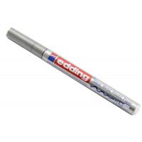 Popisovač stříbrný, silný, 2-4mm