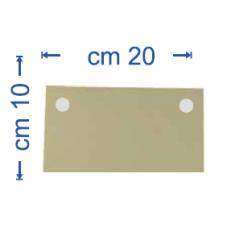 Filtrační desky PULCINO 24