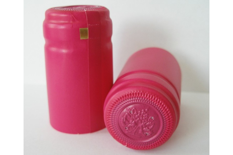 Termokapsle 28,5-30,8x55, růžová 4013, ružový top obrázek
