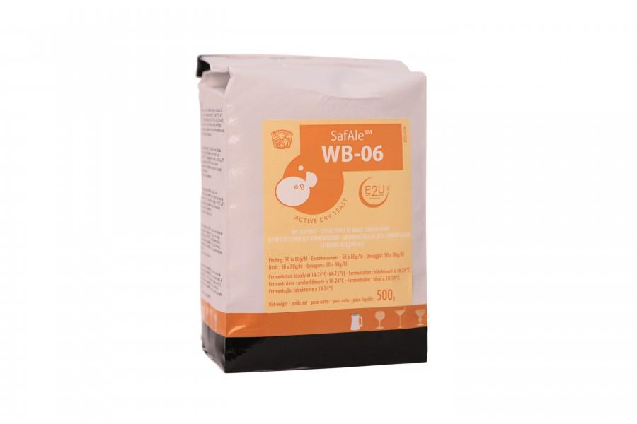 Safbrew WB-06 0,5 kg (Fermentis)  obrázek