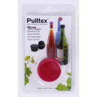 Pulltex uzávěr silikon wine (107.793)