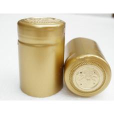 Termokapsle 34,5x55 mm zlatá