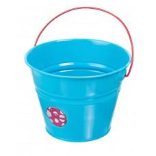 Stocker kyblík dětský modrý kov 4926