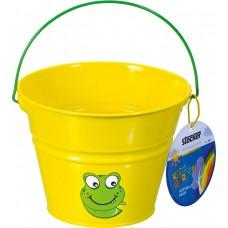 Stocker kyblík dětský žlutý kov 4915