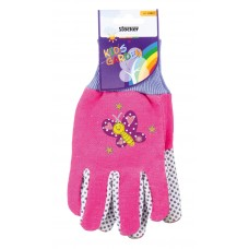 Stocker rukavice dětské růžové