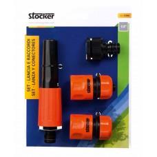 Stocker set zahradnický spojky