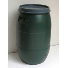 Sud hobok zelený plast 220 l