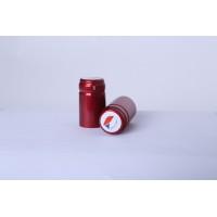 Termokapsle 28,5-30,8x55 mm červená 4004, CZ top
