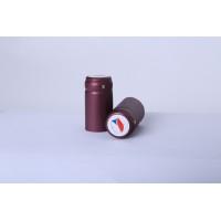 Termokapsle 28,5-30,8x60 mm červená 4009, CZ top