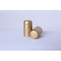 Termokapsle 28,5-30,8x60 mm zlatá 6003, zlatý top