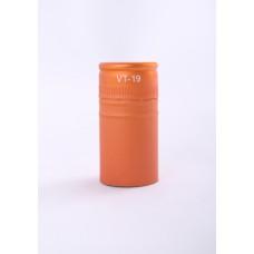 Vinotwist 30x60 měděná matná VT-19, vložka cín